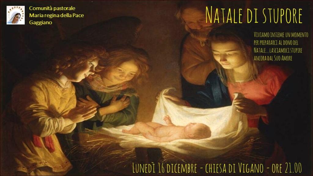 Preghiera ed introduzione al Santo Natale.